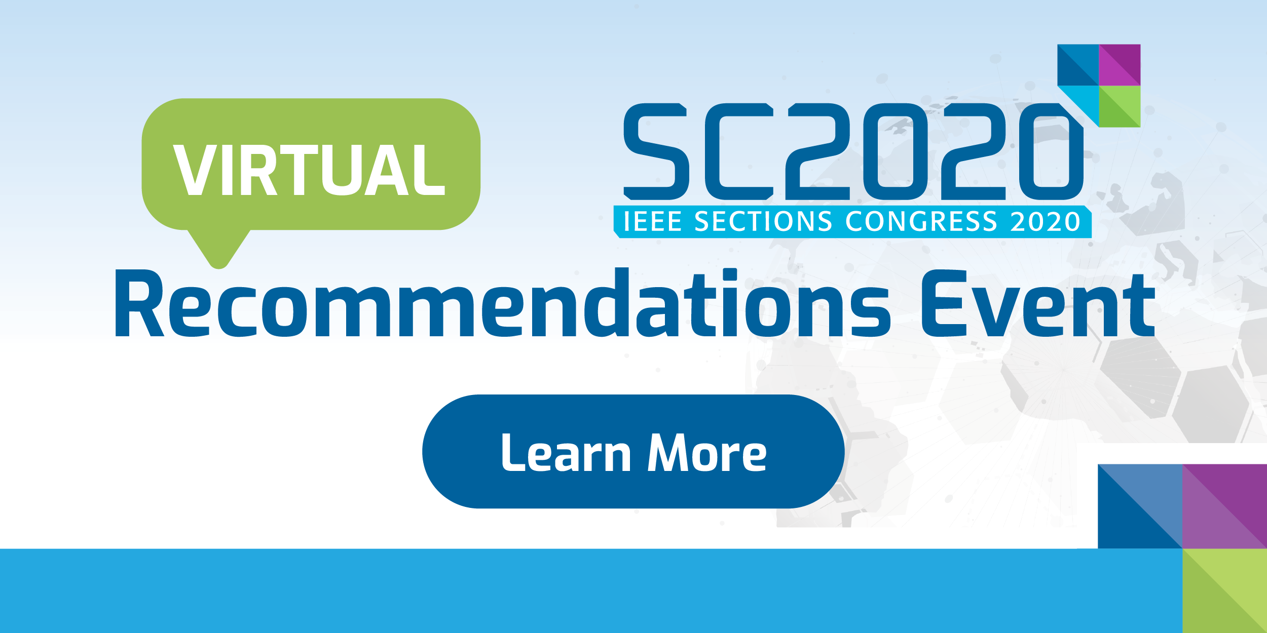 Learn more about the Sections Congress 2020 Recommendations Event